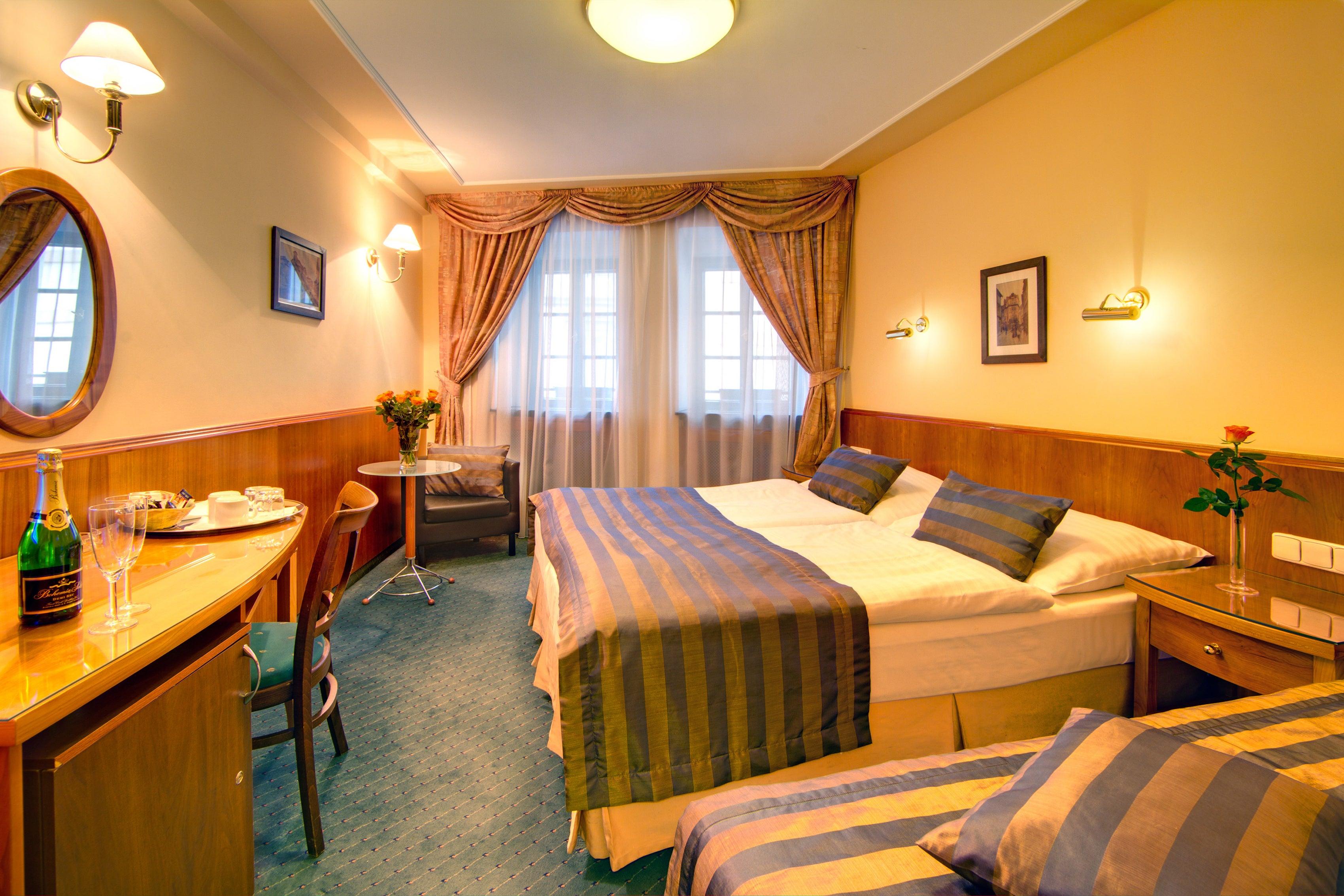 Author Ave Hotels Prague Undefined