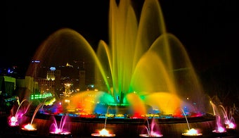 The 15 Best Places for Fountains in Barcelona