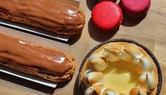 The 13 Best Places for Eclairs in Boston