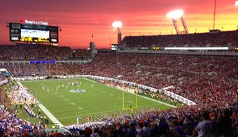 The 15 Best Places for a Football in Jacksonville