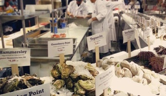 The 15 Best Places for Fresh Seafood in New York City