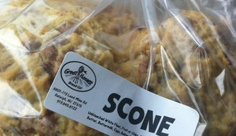 The 7 Best Places for Blueberry Scones in Raleigh