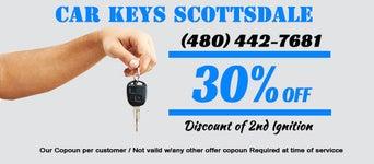 Car Keys Scottsdale