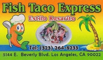 Fish Taco Express