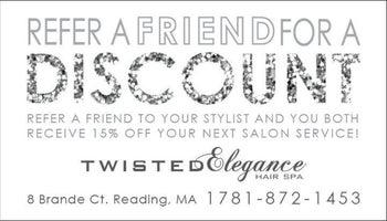 Twisted Elegance Hair Spa