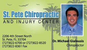 St. Pete Chiropractic & Injury Center