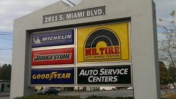 Mr Tire Auto Service Centers Prices Photos Reviews Durham Nc