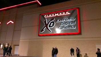 Cinemark at Valley View and XD