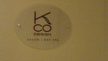 K. Co Design Salon and Day Spa