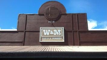 W&M Bar-B-Q Burgers