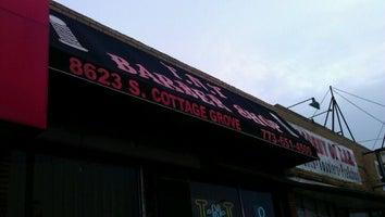 TNT Barber Shop