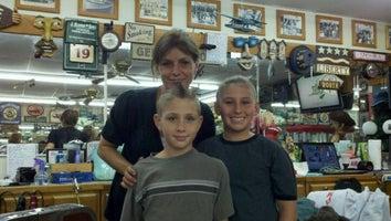 The Barbers Barbershop