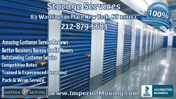 Imperial Moving and Storage