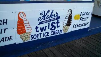 Kohr's Frozen Custard, The Original