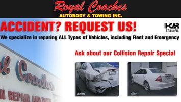 Royal Coaches Auto Body & Towing