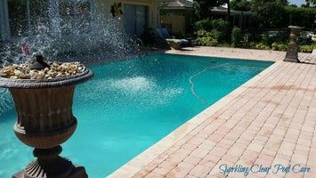 Sparkling Clear Pool Care