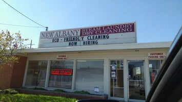 New Albany Steam Laundry Dry Cleaning