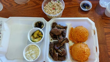 Keepin' It Island Guamanian BBQ