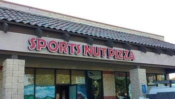 Sports Nut Pizza,