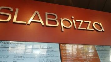 SLAB Pizza