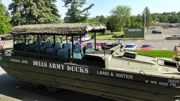 Dells Army Ducks