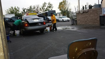 Sepulveda Parthenia Car Wash