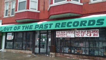 Out Of The Past Records