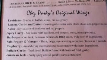 Chez Porky's