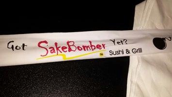 SakeBomber Sushi & Grill