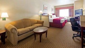 Best Western Quanah Inn & Suites