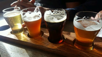 Smugglers Brew Pub