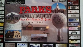 Parks family Buffet
