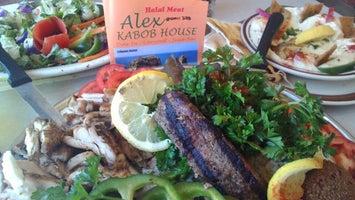 Alex Kabob House