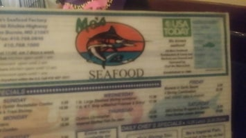 Mo's Seafood Factory