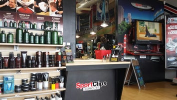 Sport Clips Haircuts of Capital Blvd