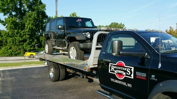 Barron's Towing & Off Road Recovery