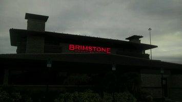 Brimstone Woodfire Grill