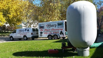Sharp Carpet & Air Duct Cleaning