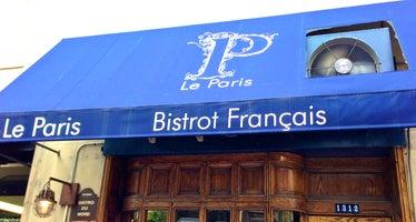 le Paris Bistrot