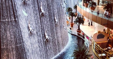 The Dubai Mall (دبي مول)