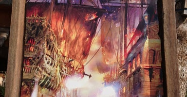 Pirates of the Caribbean Battle for the Sunken Treasure (加勒比海盗——沉落宝藏之战)