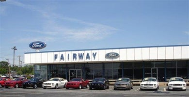 Fairway Ford Lincoln of Greenville