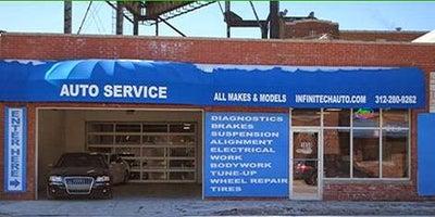 Infinitech Auto Service