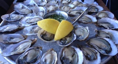 Photo of American Restaurant Hog Island Oyster Company at 1 Ferry Building, San Francisco, CA 94111, United States
