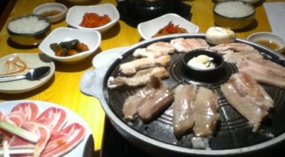Photo of Asian Restaurant Korean Village Han Kuk Kwan at 628 Bloor St W, Toronto, ON M6G 1K7, Canada