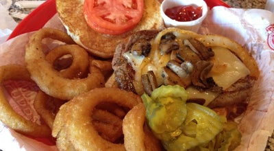 Photo of American Restaurant Fuddruckers at 10435 N Kings Hwy, Myrtle Beach, SC 29572, United States