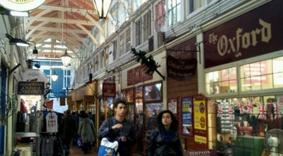 Photo of Tourist Attraction Oxford Covered Market at High Street, Oxford OX1 3DZ, United Kingdom