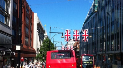 Photo of Bus Stop Oxford Street - Bus Stop L at Paddington, United Kingdom