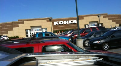 Photo of Department Store Kohl's at 301 Geneva Ave, Joplin, MO 64801