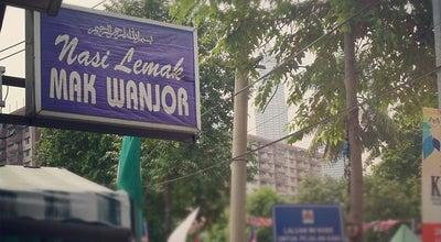 Photo of Malaysian Restaurant Nasi Lemak Mak Wanjor at Jalan Raja Muda Musa, Kuala Lumpur 50300, Malaysia